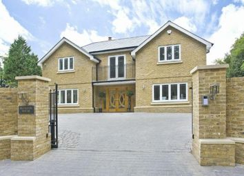 Thumbnail 5 bed detached house for sale in Callow Hill, Virginia Water