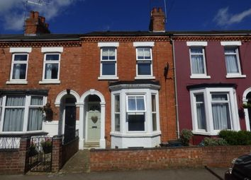 Thumbnail 2 bed terraced house for sale in Byron Street, Poets Corner, Northampton, Northamptonshire