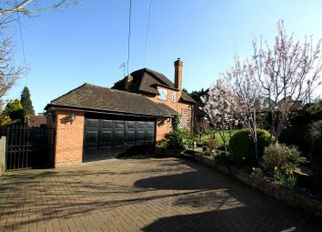 Thumbnail 3 bed detached house for sale in Halldore Hill, Cookham