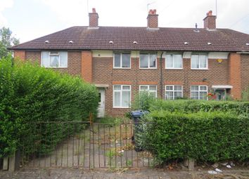 Thumbnail 2 bed terraced house for sale in Burnham Avenue, Yardley, Birmingham