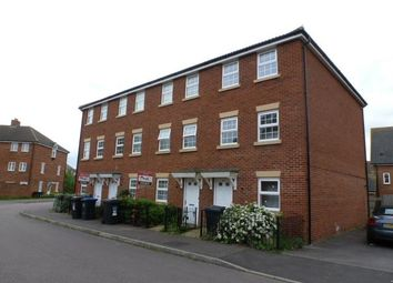 Thumbnail 4 bedroom town house to rent in The Runway, Hatfield