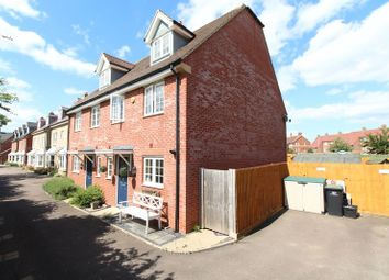 Thumbnail 4 bed semi-detached house for sale in Wagtail Gardens, Wixams
