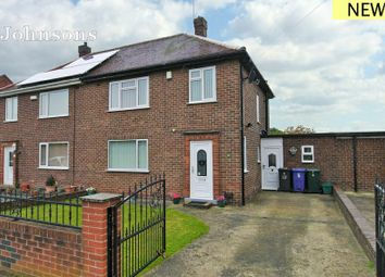 Thumbnail 3 bed semi-detached house for sale in Goldsmith Road, Balby, Doncaster.