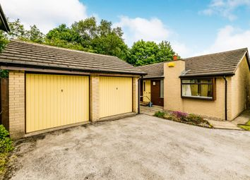 Thumbnail 3 bed detached bungalow for sale in Shepcote Crescent, Cookridge, Leeds