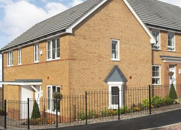 "Thumbnail 2 bedroom end terrace house for sale in ""Amber"" at Captains Parade, East Cowes"