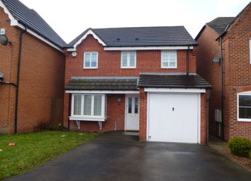 Thumbnail 4 bed detached house for sale in Tor Close, Barnsley