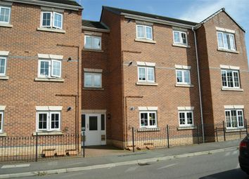 Thumbnail 3 bed flat to rent in Sapphire Street, Berry Hill Park, Mansfield