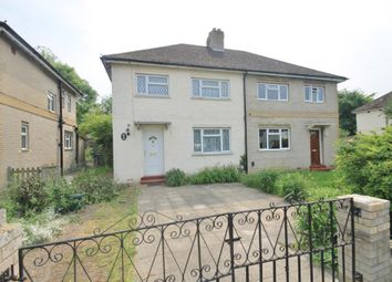 Thumbnail 4 bed property to rent in Kingsley Avenue, Englefield Green, Surrey
