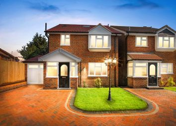 Thumbnail 4 bed detached house for sale in Fellowes Close, Yeading, Hayes