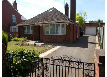 Thumbnail 3 bed bungalow for sale in Finedon Road, Irthlingborough