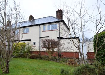 Thumbnail 3 bed semi-detached house for sale in Bronant, Lixwm, Holywell
