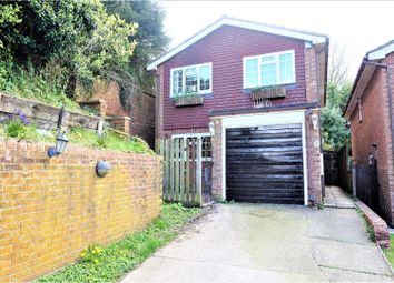 Thumbnail 4 bed detached house for sale in Mornington Close, Biggin Hill