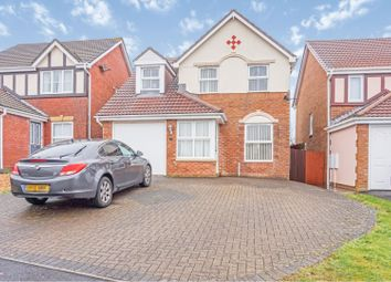 3 bed detached house for sale in Glas Y Llwyn, Barry CF63