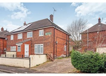 Thumbnail 3 bed semi-detached house for sale in Grayshott Road, Tunstall, Stoke-On-Trent