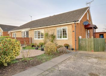 Thumbnail 2 bed semi-detached bungalow for sale in Lindsey Court, Epworth, Doncaster