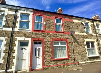 Thumbnail 2 bedroom terraced house for sale in Albert Street, Canton, Cardiff