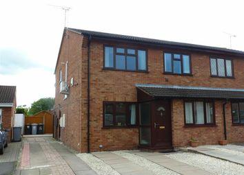 Thumbnail 2 bed flat to rent in Verdin Court, Leighton, Crewe