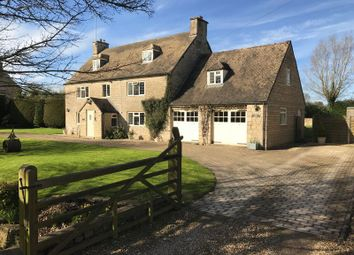 Thumbnail 5 bed detached house to rent in The Moor, Minety, Malmesbury
