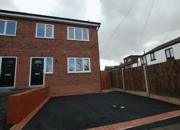 Thumbnail 4 bedroom semi-detached house to rent in Stanwell Road, Swinton, Manchester