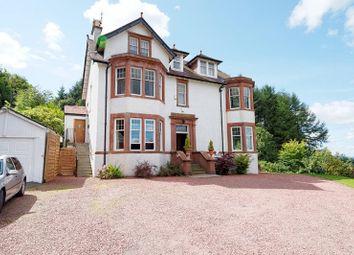 Thumbnail 3 bed flat for sale in Braehead Road, Glenburn, Paisley