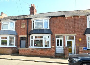 Thumbnail 3 bed terraced house to rent in Wallis Road, Kettering