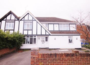 Thumbnail 7 bed property to rent in The Crescent, Egham, Surrey