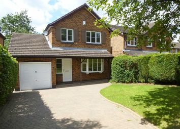 Thumbnail 4 bed detached house for sale in Gloucester Way, Shirebrook Park, Glossop