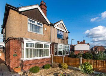 Thumbnail 3 bedroom semi-detached house for sale in Kimberworth Road, Kimberworth, Rotherham