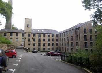 Thumbnail 1 bed property to rent in Hyde Bank Mill, Hyde Bank Road, New Mills
