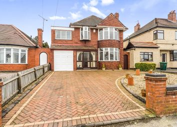 Thumbnail 4 bedroom detached house for sale in Bustleholme Lane, West Bromwich
