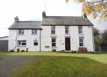 Thumbnail 4 bed farm for sale in Blaenffos, Boncath