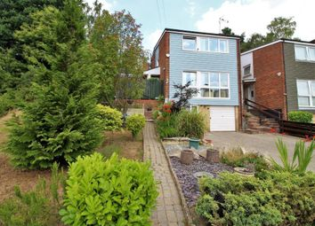 Thumbnail 4 bed detached house for sale in Old Pasture Road, Frimley
