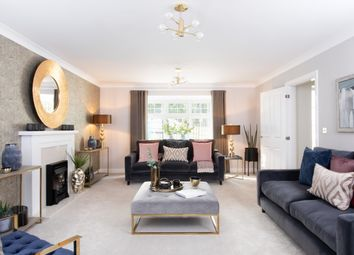 Thumbnail 4 bedroom detached house for sale in Bransford Road, Rushwick, Worcester