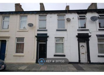 Thumbnail 3 bedroom terraced house to rent in Beresford Street, Blackpool