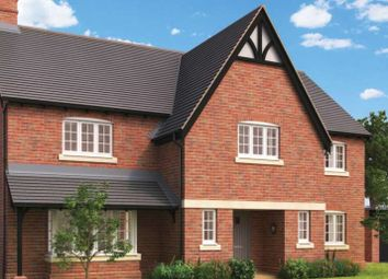 Thumbnail 4 bed detached house for sale in Rugby Road, Dunchurch