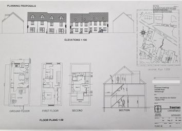 Thumbnail Land for sale in Dolcliffe Road, Mexborough