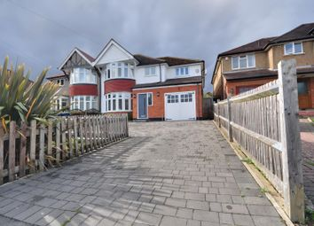 Thumbnail 5 bedroom property to rent in Hillview Road, Hatch End, Middlesex