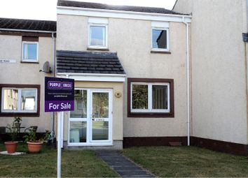 Thumbnail 3 bed terraced house for sale in Easter Road, Forres