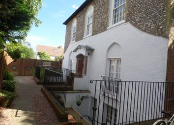 Thumbnail 1 bed flat to rent in Ellerslie House, St Paul's Road, Chichester