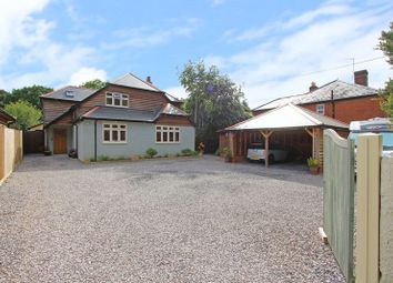 Thumbnail 4 bed detached house for sale in Pooks Green, Marchwood, Southampton