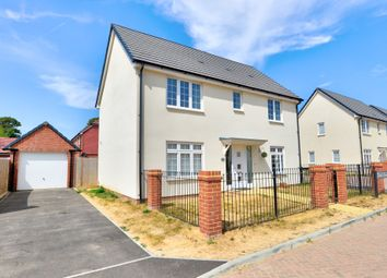 Thumbnail 4 bed detached house for sale in Murray Rise, Littlehampton