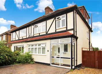 Thumbnail 4 bed semi-detached house for sale in Jackson Road, Bromley, Kent