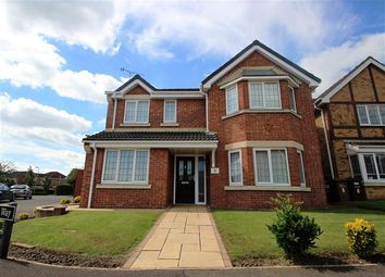 Thumbnail 4 bed detached house for sale in Galahad Way, South Elmsall, Pontefract