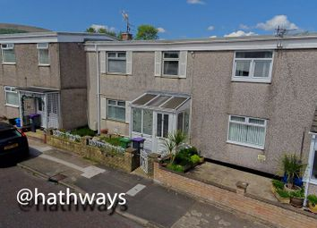 Thumbnail 3 bed terraced house for sale in Orchard Lane, Northville, Cwmbran