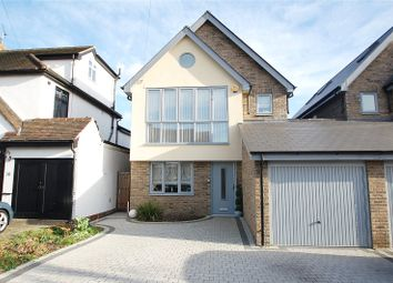 Thumbnail 4 bed link-detached house for sale in Harrow Drive, Hornchurch