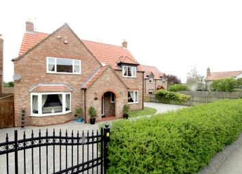 Thumbnail 5 bed property for sale in Station Road, Cranswick, Driffield