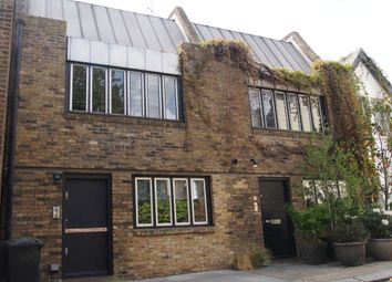 Thumbnail 2 bed mews house to rent in Prowse Place, London