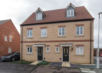 Thumbnail 3 bed semi-detached house for sale in Jubilee Close, Sandy