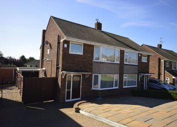 Thumbnail 3 bed semi-detached house for sale in Newitt Road, Hoo, Kent