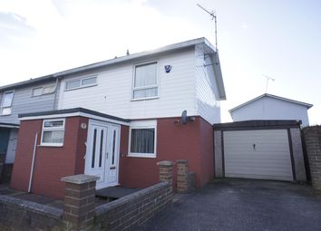 Thumbnail 3 bed end terrace house for sale in Selly Oak Road, Jordanthorpe, Sheffield